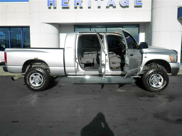 2006 Ram 3500 Mega Cab 4x4, Pickup #G161258T - photo 17