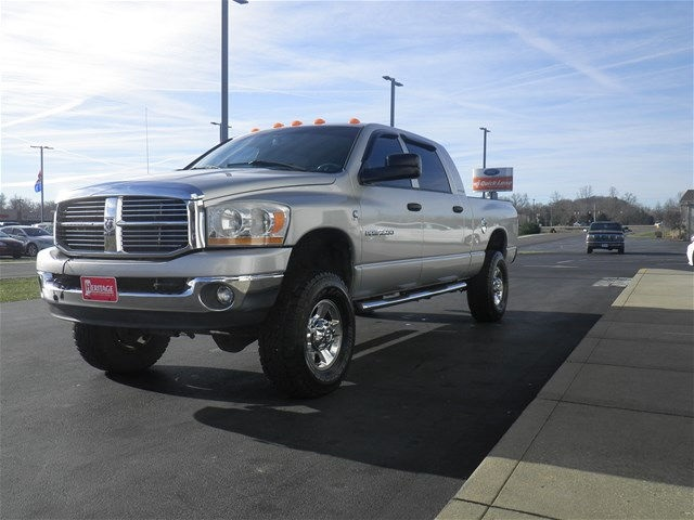 2006 Ram 3500 Mega Cab 4x4, Pickup #G161258T - photo 3