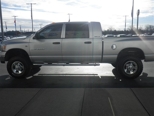 2006 Ram 3500 Mega Cab 4x4, Pickup #G161258T - photo 15