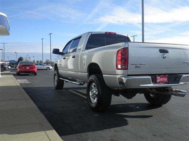 2006 Ram 3500 Mega Cab 4x4, Pickup #G161258T - photo 4