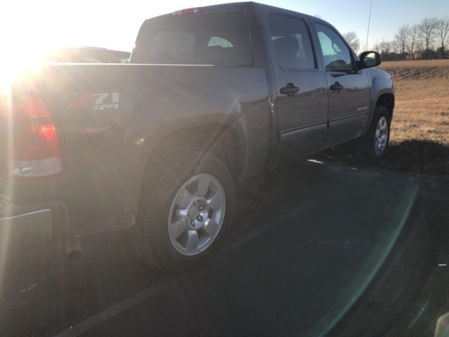 2010 Sierra 1500 Crew Cab 4x4 Pickup #G173626T - photo 10