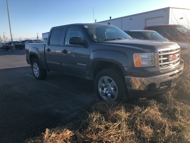 2010 Sierra 1500 Crew Cab 4x4 Pickup #G173626T - photo 5