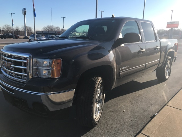 2010 Sierra 1500 Crew Cab 4x4 Pickup #G173626T - photo 4
