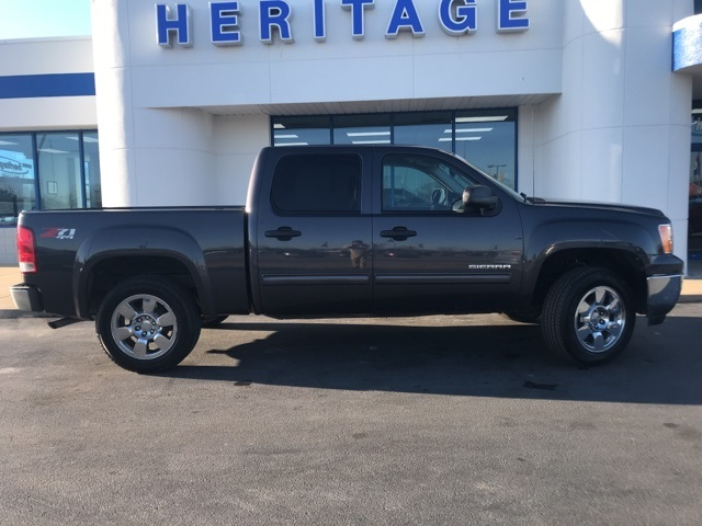 2010 Sierra 1500 Crew Cab 4x4 Pickup #G173626T - photo 7
