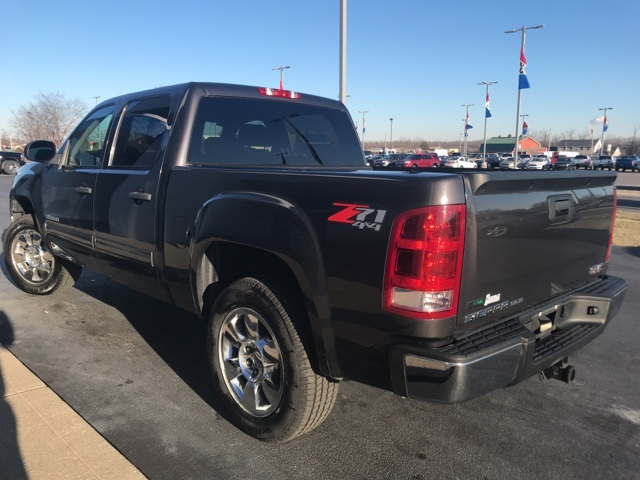 2010 Sierra 1500 Crew Cab 4x4 Pickup #G173626T - photo 3