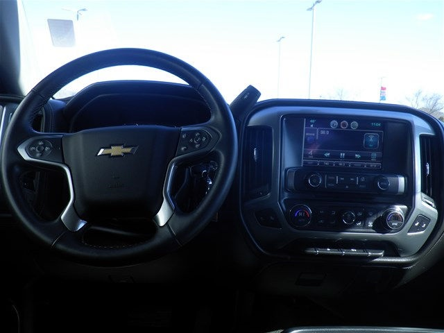 2014 Silverado 1500 Crew Cab 4x4, Pickup #G173742A - photo 38