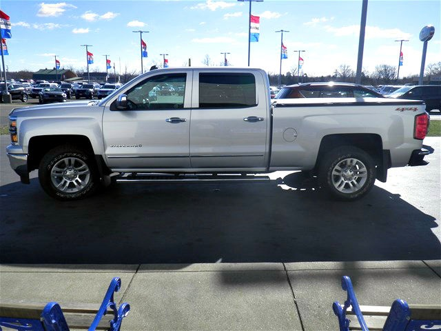 2014 Silverado 1500 Crew Cab 4x4, Pickup #G173742A - photo 11