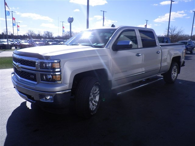 2014 Silverado 1500 Crew Cab 4x4, Pickup #G173742A - photo 3
