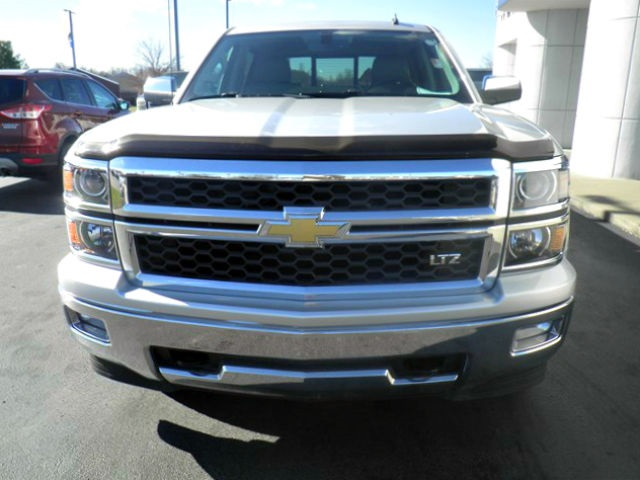 2014 Silverado 1500 Crew Cab 4x4, Pickup #G173742A - photo 10
