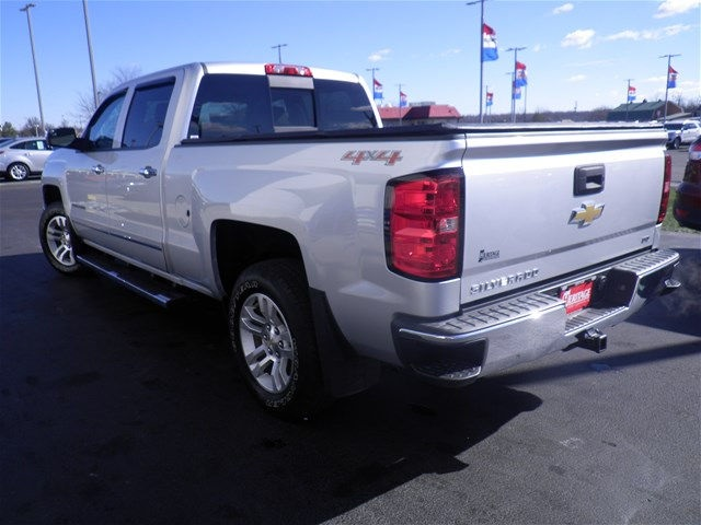 2014 Silverado 1500 Crew Cab 4x4, Pickup #G173742A - photo 4