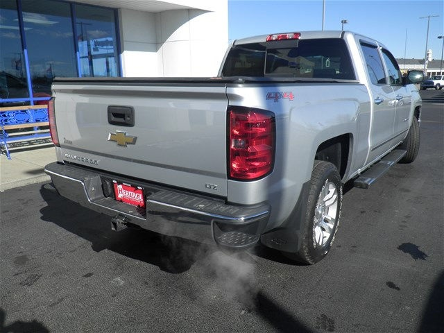 2014 Silverado 1500 Crew Cab 4x4, Pickup #G173742A - photo 15