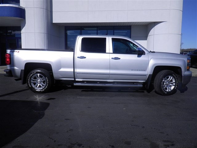2014 Silverado 1500 Crew Cab 4x4, Pickup #G173742A - photo 16
