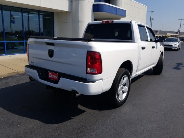 2014 Ram 1500 Crew Cab 4x4, Pickup #G262893T - photo 8