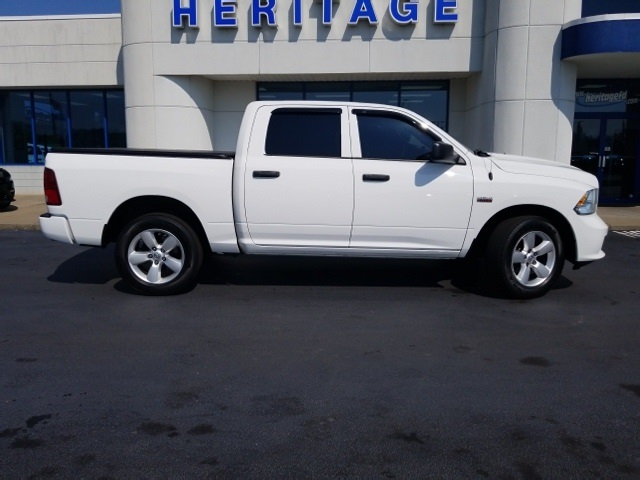2014 Ram 1500 Crew Cab 4x4, Pickup #G262893T - photo 28