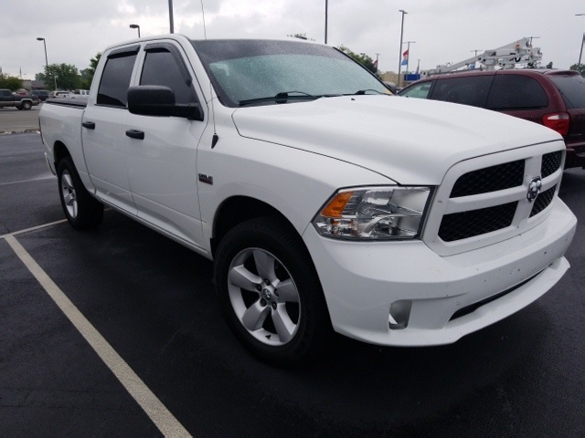 2014 Ram 1500 Crew Cab 4x4, Pickup #G262893T - photo 10