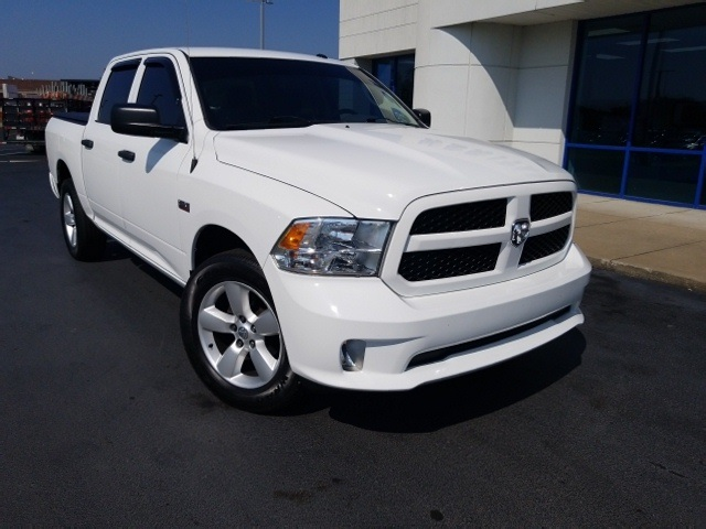 2014 Ram 1500 Crew Cab 4x4, Pickup #G262893T - photo 6