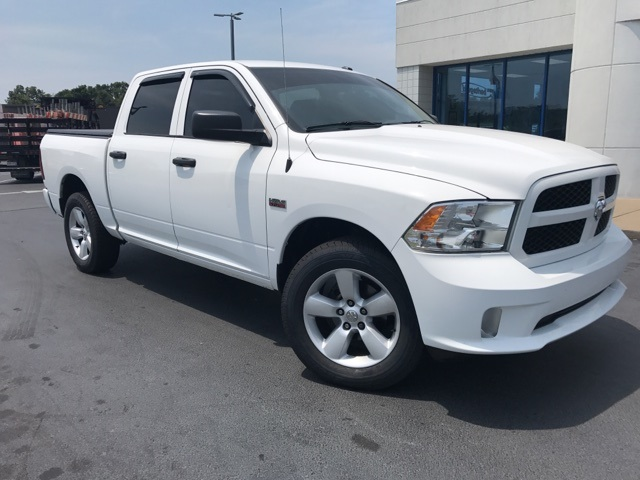 2014 Ram 1500 Crew Cab 4x4, Pickup #G262893T - photo 9