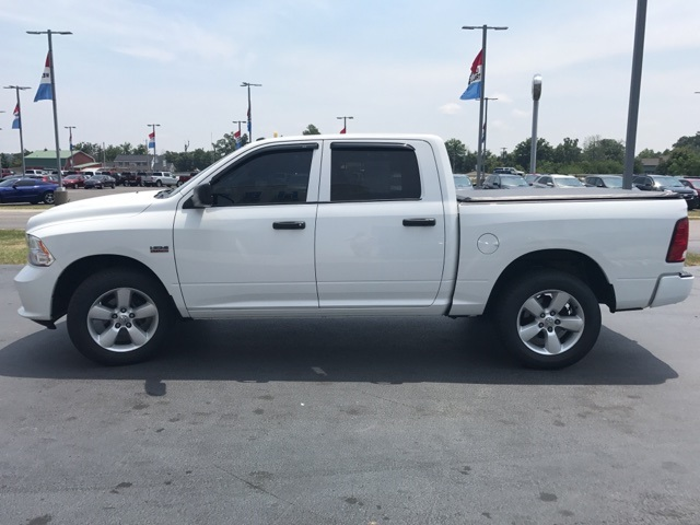 2014 Ram 1500 Crew Cab 4x4, Pickup #G262893T - photo 27
