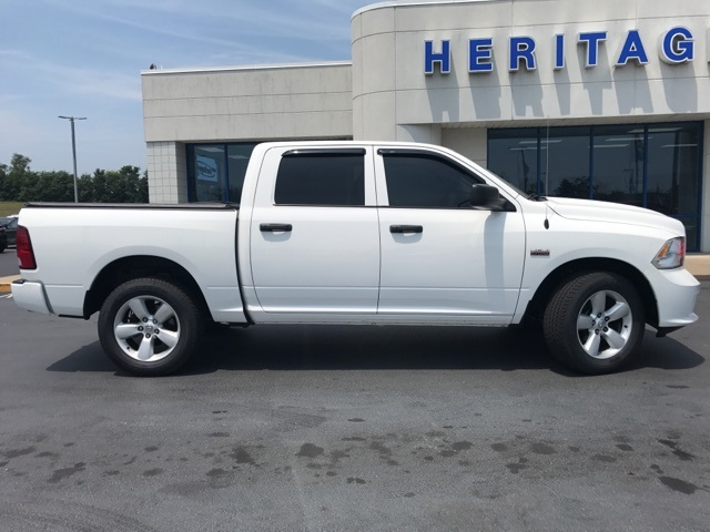 2014 Ram 1500 Crew Cab 4x4, Pickup #G262893T - photo 33