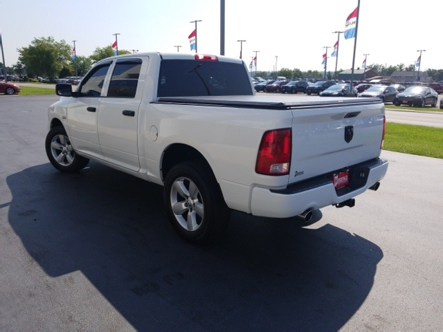 2014 Ram 1500 Crew Cab 4x4, Pickup #G262893T - photo 4