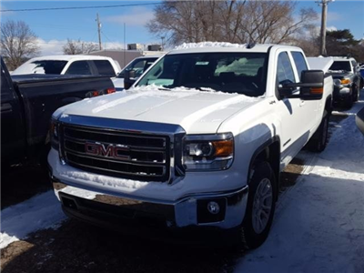 2015 Sierra 1500 Crew Cab 4x4, Pickup #G265598A - photo 1