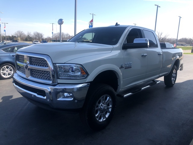 2016 Ram 3500 Crew Cab 4x4, Pickup #G267256T - photo 4