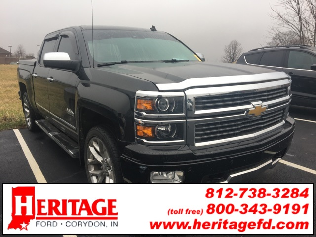 2014 Silverado 1500 Crew Cab 4x4 Pickup #G400362W - photo 3