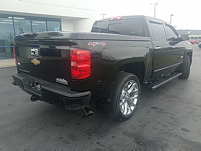2014 Silverado 1500 Crew Cab 4x4 Pickup #G400362W - photo 2