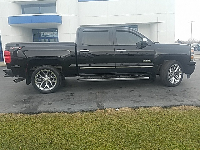 2014 Silverado 1500 Crew Cab 4x4 Pickup #G400362W - photo 16
