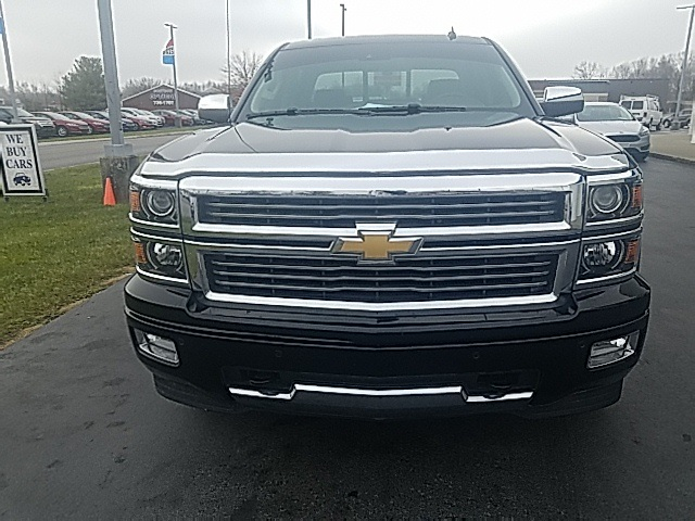 2014 Silverado 1500 Crew Cab 4x4 Pickup #G400362W - photo 6
