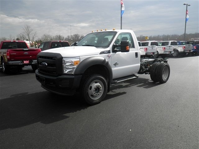 2016 F-450 Regular Cab DRW 4x4 Cab Chassis #GEC34293 - photo 2