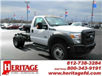 2016 F-450 Regular Cab DRW 4x4 Cab Chassis #GEC34293 - photo 1