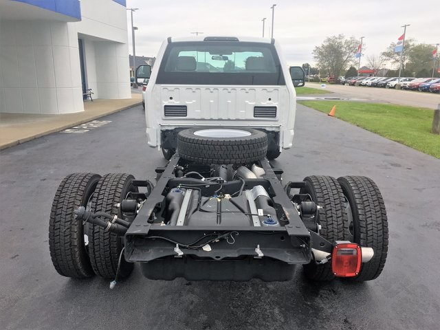 2017 F-550 Regular Cab DRW 4x4 Cab Chassis #HEB81622 - photo 7