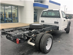 2017 F-550 Regular Cab DRW 4x4 Cab Chassis #HEB81622 - photo 1