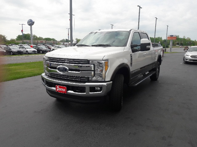 2017 F-250 Crew Cab 4x4, Pickup #HED24640 - photo 4
