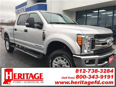 2017 F-250 Crew Cab 4x4 Pickup #HEF45123 - photo 1
