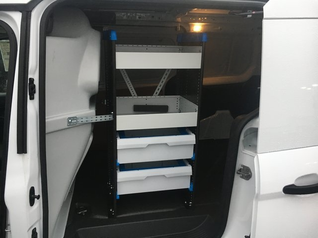 2018 Transit Connect 4x2,  Upfitted Cargo Van #J1366886 - photo 8