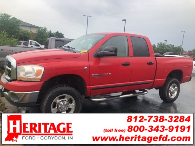 2006 Ram 2500 Quad Cab 4x4,  Pickup #J240657T - photo 15