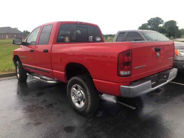 2006 Ram 2500 Quad Cab 4x4,  Pickup #J240657T - photo 5
