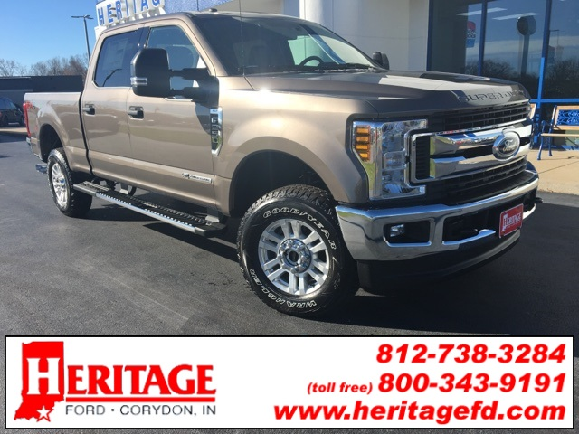 2018 F-250 Crew Cab 4x4, Pickup #JEB06777 - photo 1