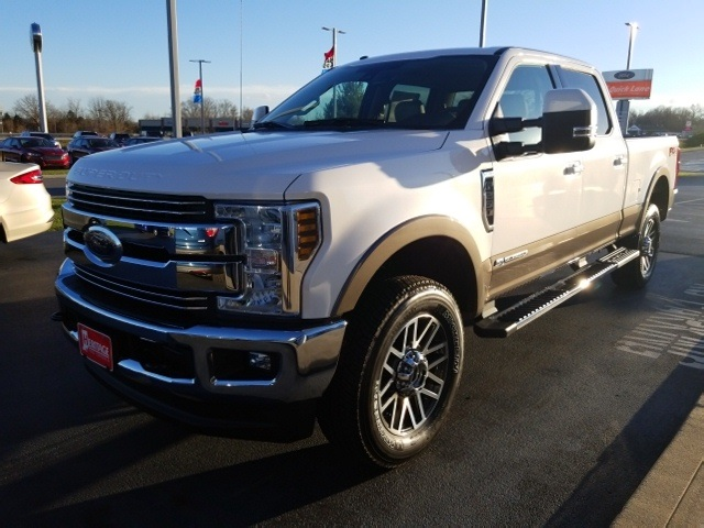 2018 F-250 Crew Cab 4x4 Pickup #JEB06778 - photo 4