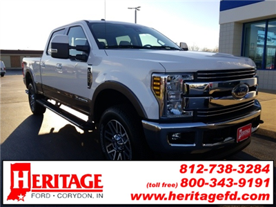 2018 F-250 Crew Cab 4x4 Pickup #JEB06778 - photo 1