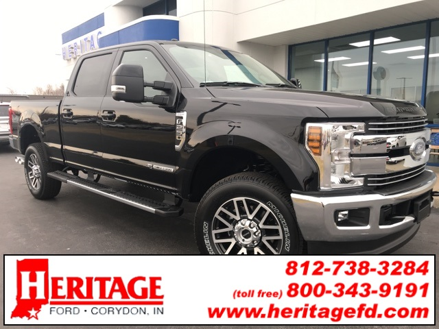 2018 F-250 Crew Cab 4x4, Pickup #JEB34925 - photo 1