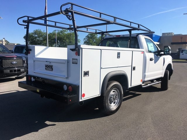 2018 F-250 Regular Cab 4x4, Service Body #JEB88264 - photo 2