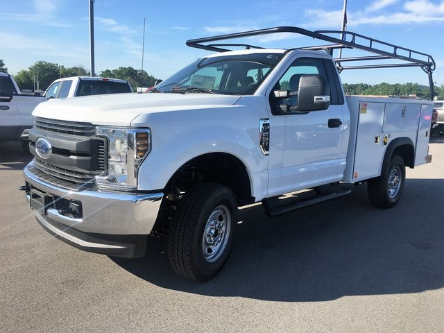 2018 F-250 Regular Cab 4x4,  Monroe Service Body #JEB88264 - photo 6