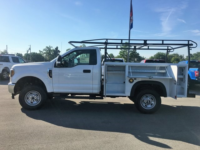 2018 F-250 Regular Cab 4x4,  Monroe Service Body #JEB88264 - photo 8