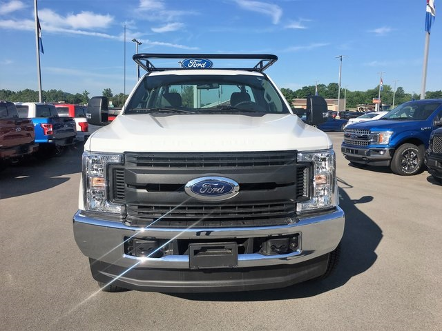 2018 F-250 Regular Cab 4x4, Service Body #JEB88264 - photo 7