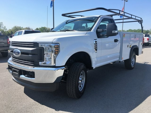 2018 F-250 Regular Cab 4x4, Service Body #JEB88264 - photo 8