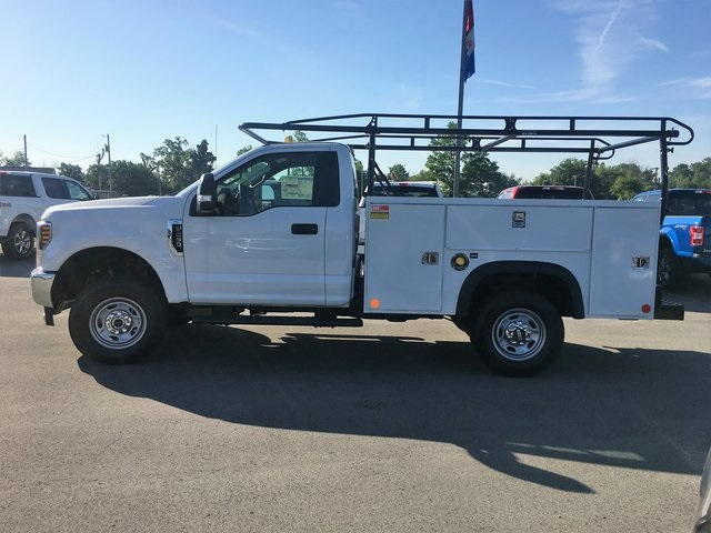 2018 F-250 Regular Cab 4x4, Service Body #JEB88264 - photo 9