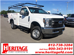 2018 F-250 Regular Cab 4x4, Service Body #JEB88264 - photo 1